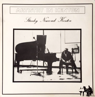 Stan Kenton & His Orchestra ‎- Artistry In Kenton (LP) (EX-/VG+)